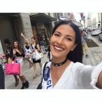 Michaela Meňkyová spoznáva Tokio