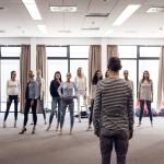Choreografie s P.Varadym
