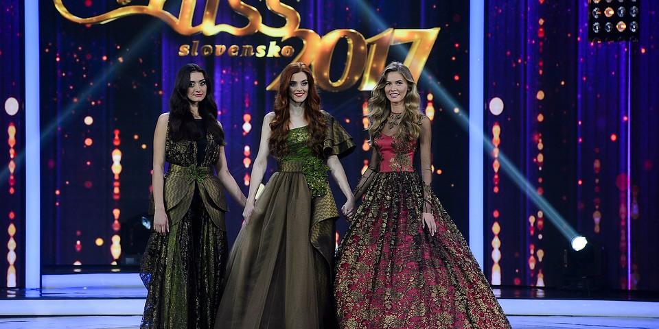 Finalistky Miss Slovensko v kolekcii módnej návrhárky Jitky Klett