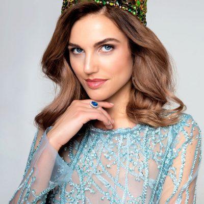 Miss World Slovakia 2019 Frederika Kurtulíková