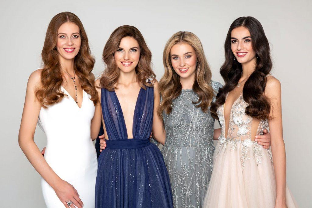 aa6f1d63016b Víťazky 24.ročníka súťaže Miss Slovensko a ich oficiálne portréty
