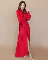 Frederika v modeli Zariny Simkovic