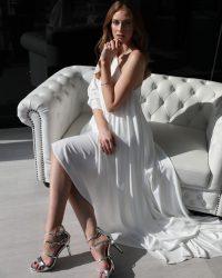 Natalia v modeli Zariny Simkovic