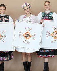 Vitazky vezu do sveta aj slovenske rucne vysivane obrusy od ULUV