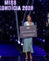 Miss TOP kondícia 2020 Alexandra Svrčková