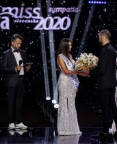 Vyhlásenie titulu EVA MISS SYMPATIA 2020