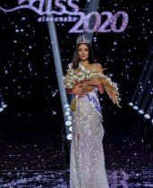 EVA Miss Sympatia 2020 Viktória Podmanická