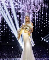 Víťazka Miss Slovensko 2020 Leona Novoberdaliu